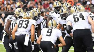 A page out of the Saints playbook…