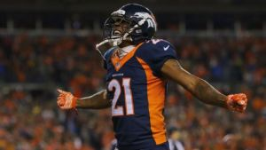 Aqib Talib returns to Tampa to face his former team on Sunday