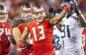 Mike Evans joins the elite.