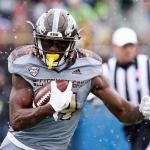 Corey Davis suffers ankle injury during training exercise.