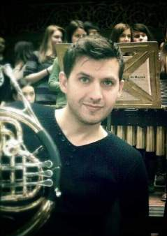 Alex CHIRIC | corn francez | 8 oct