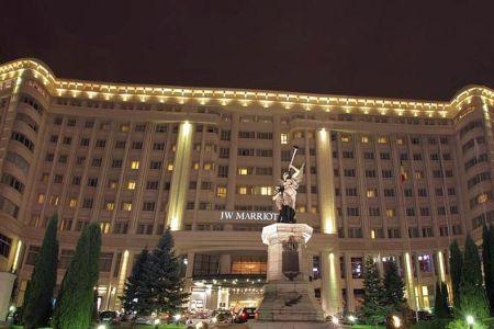 Managerul hotelului Marriot, cetatean austriac, TRIMIS IN JUDECATA pentru evaziune fiscala! Prejudiciu IMENS!