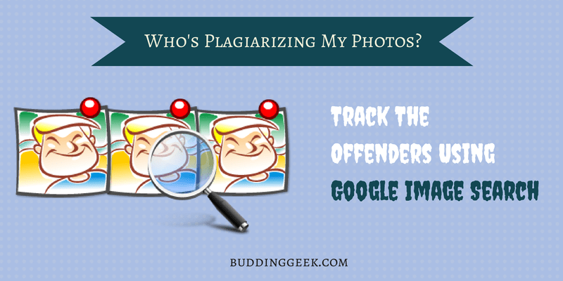 tracking image plagiarism - poster