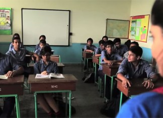 Students bullied their new teacher, but what how she reacted will make you cry!
