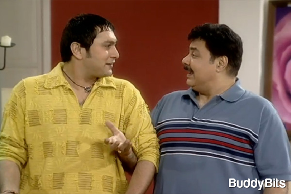 Indravardhan and Rosesh Become Friends - Top 10 Best Episodes of Sarabhai VS Sarabhai
