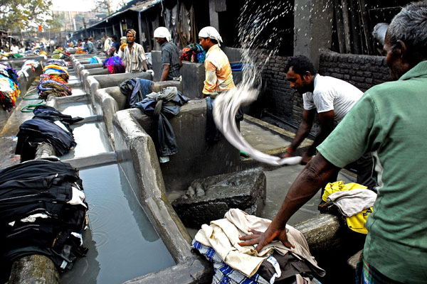 Dhobi Ghat - Top 10 Things to do in Mumbai