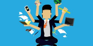 How to differentiate between activity and productivity