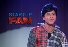 We converted Shah Rukh Khan Fan in Startup Fan! Check result