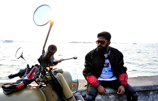 Rohith Subrmaninan, 22 year old who traveled 29 States in 150 Days 1