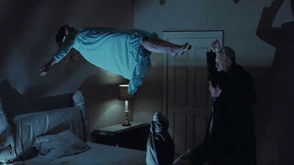 The Exorcist Horror Movies based on True Stories