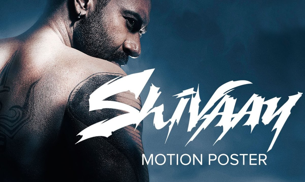 Shivaay the Most Sought After Movie of the Year 2016