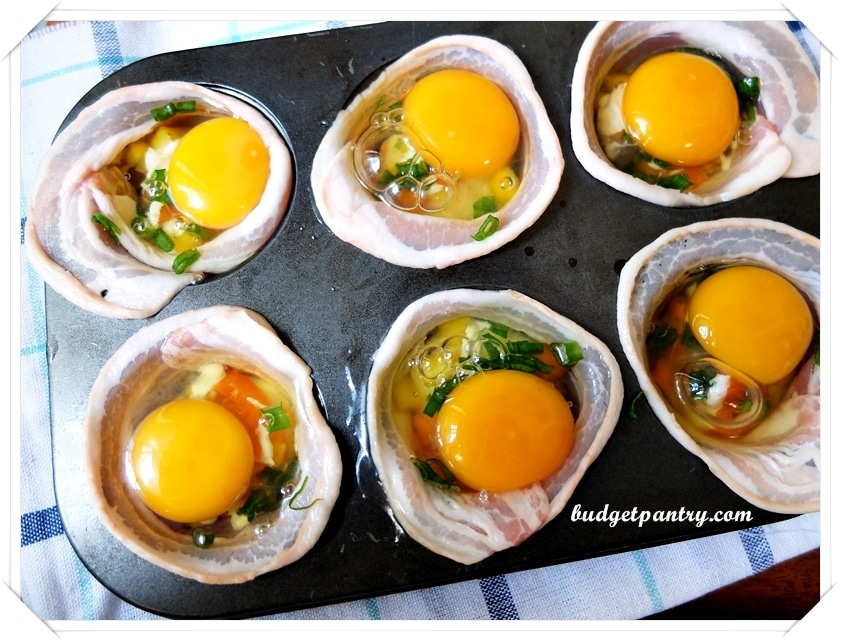 Egg And Bacon Muffin Cups Recipes — Dishmaps