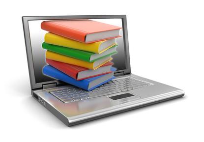 Bücher online am Computer verkaufen