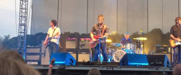 Noel Gallagher's High Flying Birds @ Artpark