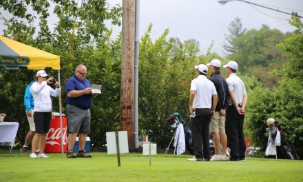 International Junior Masters Images: Tuesday Morning