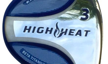 Press Release: Knuth Golf High Heat