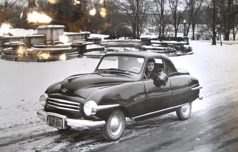 Car Show Buffalo History Museum