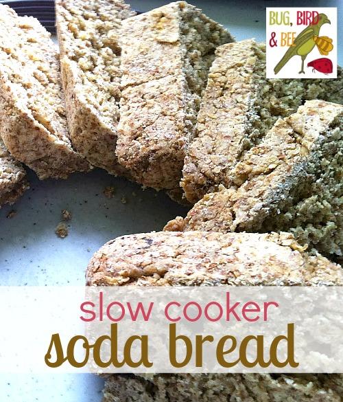 Slow Cooker Soda Bread