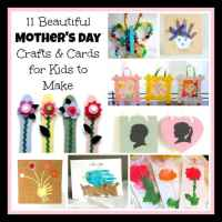 11 Mother's Day Crafts for Kids to Make