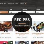 best-recipes-wordpress-themes