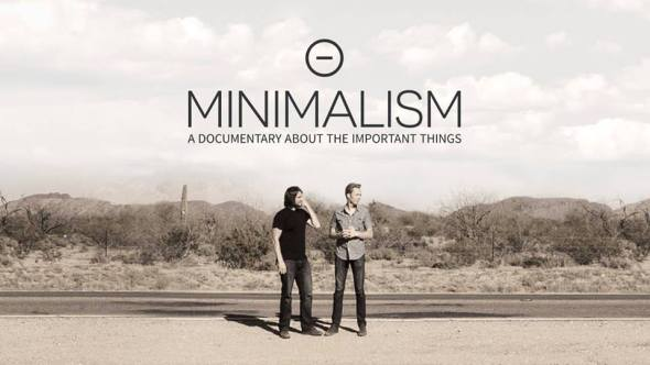 Minimalism, a documentary about the important things