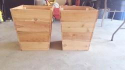 Small Of Cedar Planter Box