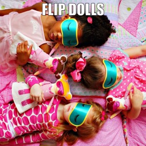 Shopping Guide:  Flip Dolls