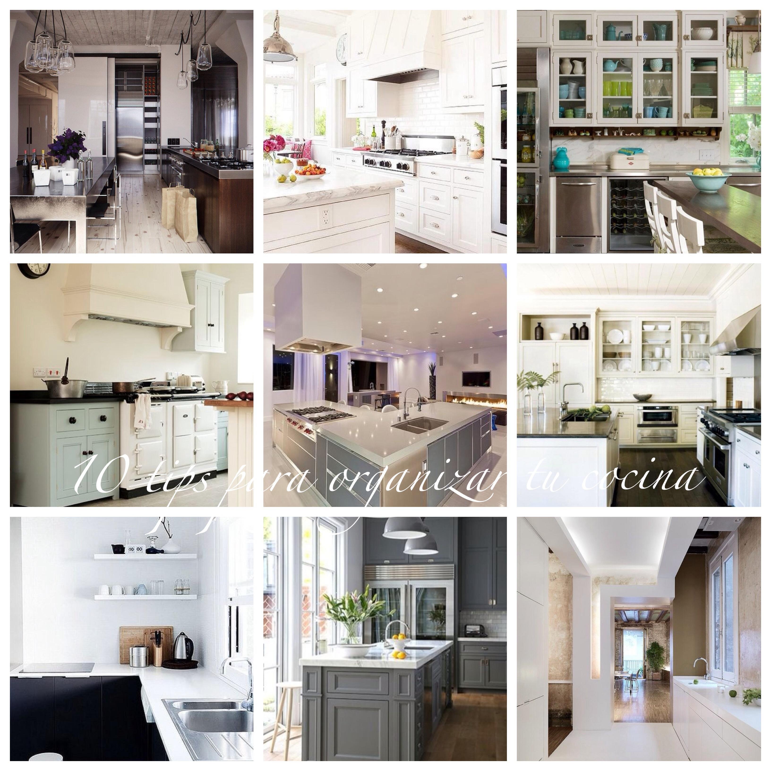 Las mejores ideas para organizar tu hogar for Todo para tu cocina