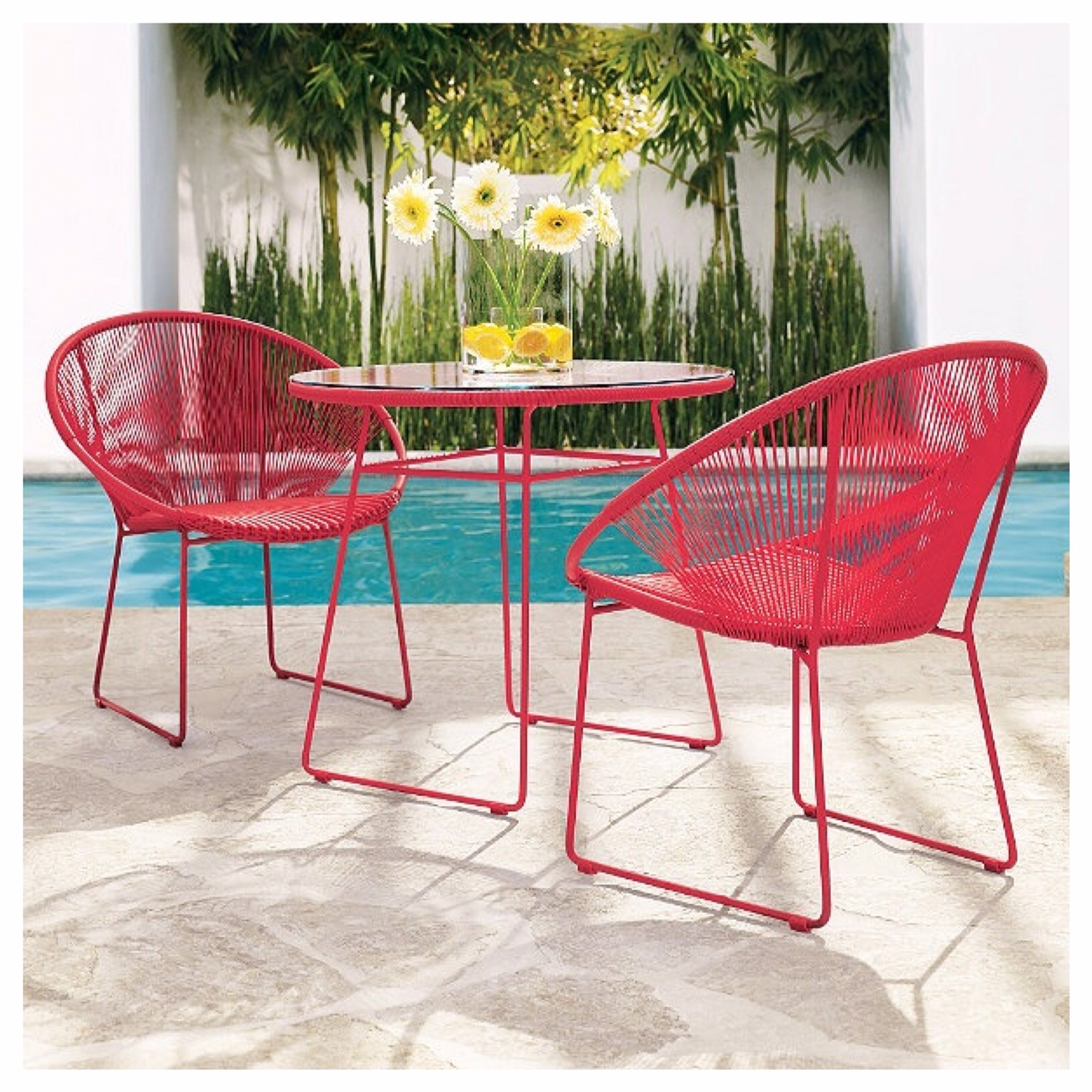 Shopping guide muebles para patios y terrazas bujaren for Muebles para porches