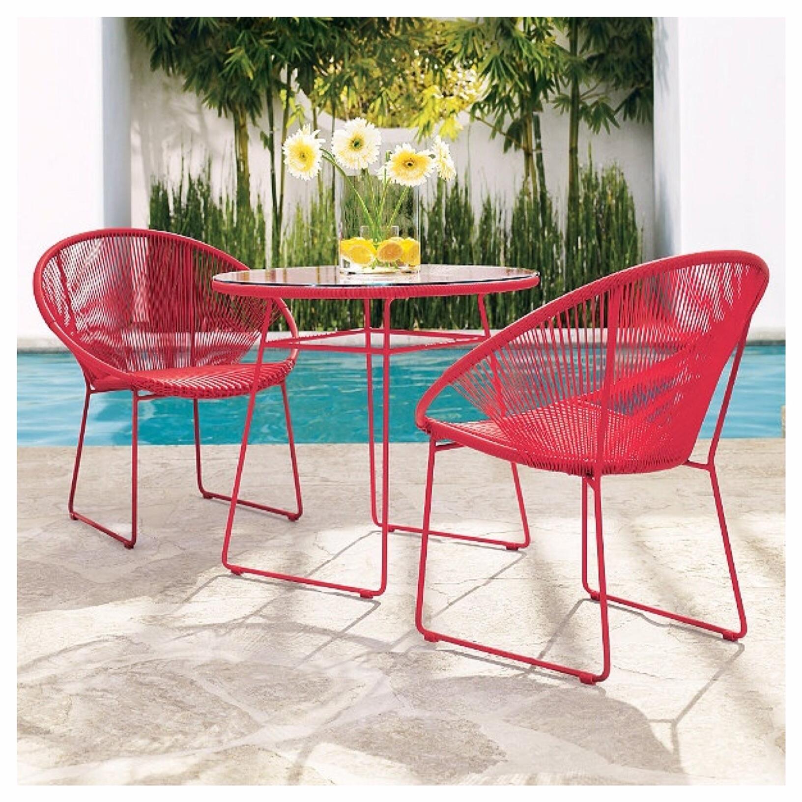 Shopping guide muebles para patios y terrazas bujaren for Muebles patio