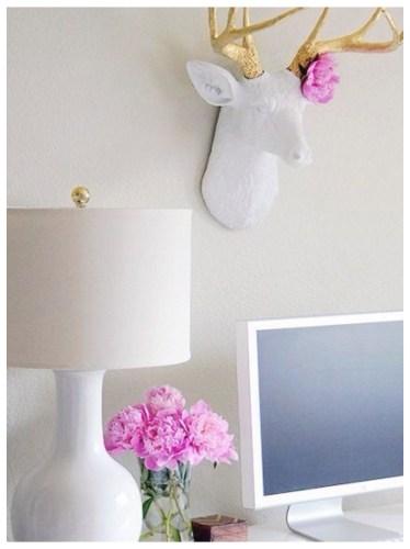 decorar la oficina en casa