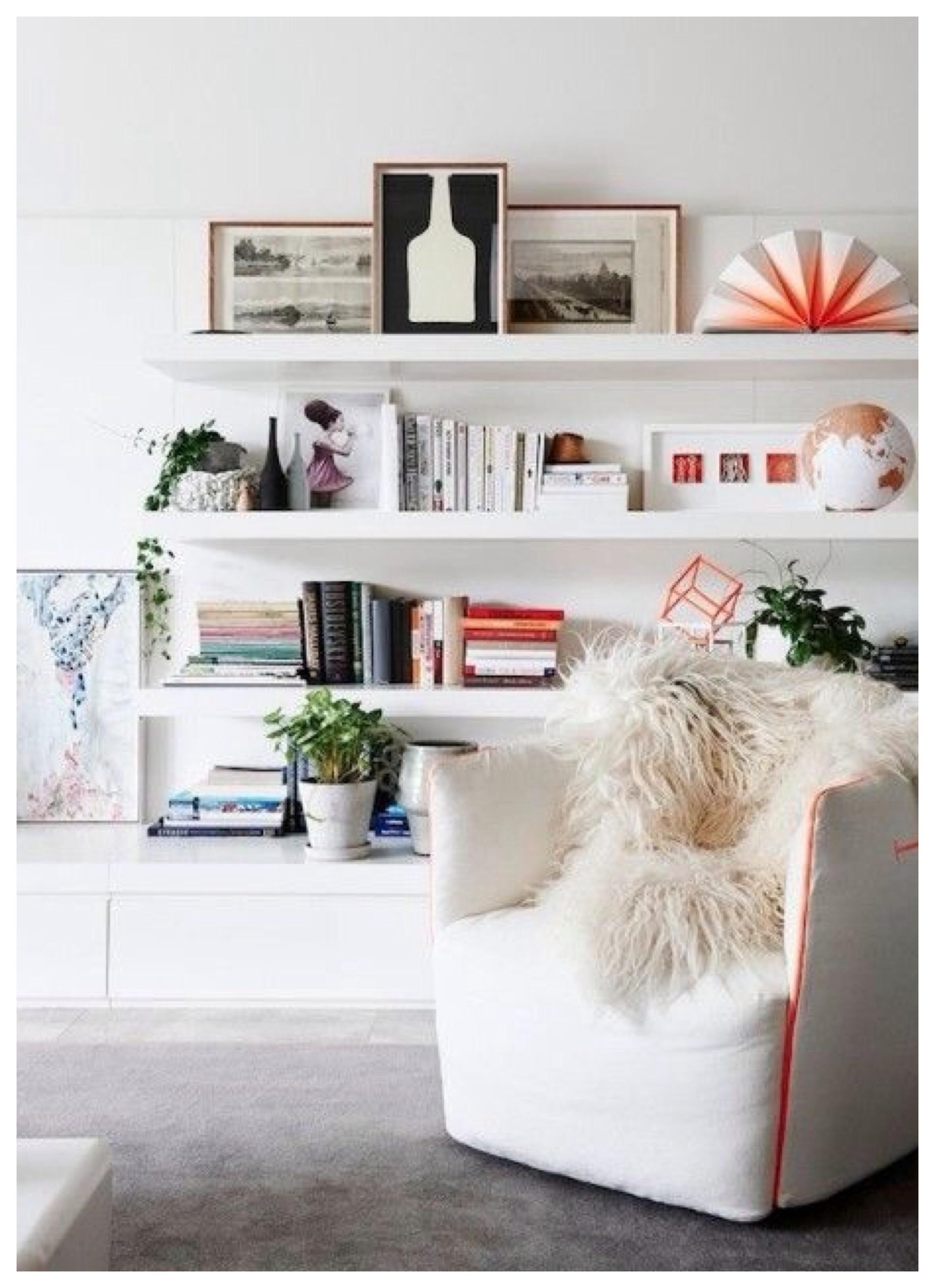 C mo decorar estanter as de una forma creativa for Como disenar una estanteria
