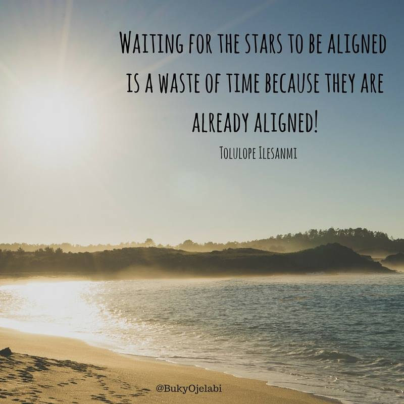 God's Appointed Time