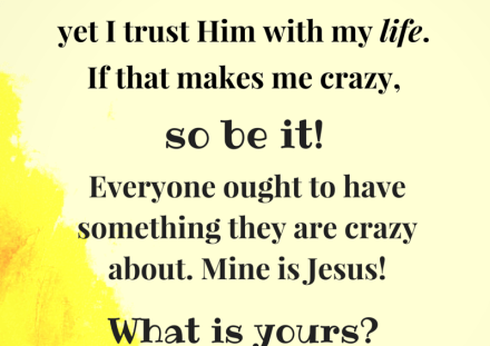 Crazy Love // Team Jesus