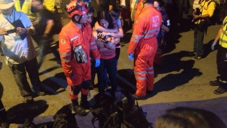Blast kills at least 12 in Davao's night market