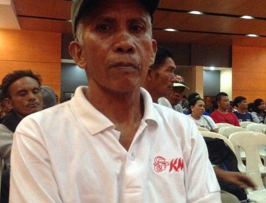 Former NPA guerilla turned peasant leader hopes peace talks lead to genuine change