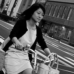 Bicyclettes au Japon (1)