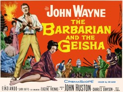 Poster - Barbarian and the Geisha, The_02