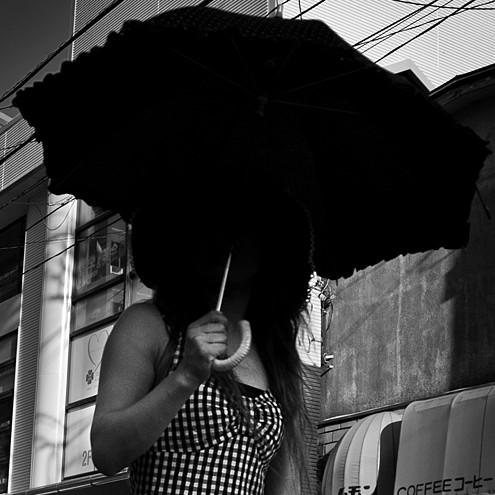 Bijins à jamais perdues #2 : la bijin à la tête d'ombrelle