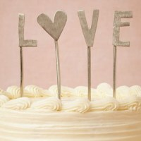 Our Favorite Wedding Cake Toppers