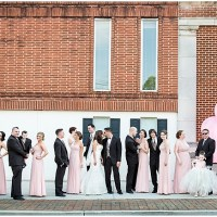 Elegant Georgia Wedding at The Atrium
