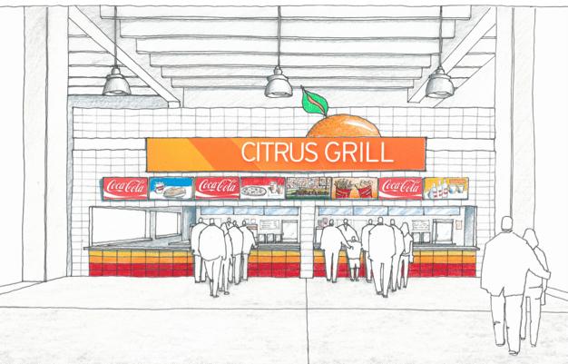 Citrus Bowl - Citrus Grill