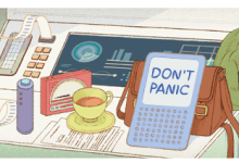 Don't Panic! Google celebrates Douglas Adams' 61st Birthday