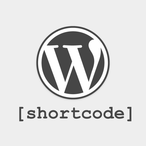 Displaying shortcodes in WordPress
