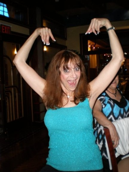 Although Rori Gordon runs a tight ship at Billy Dean's, she likes to cut loose and have fun too! Photo from facebook.com.