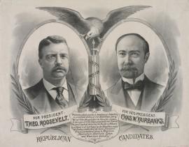The Original Trustbuster himself, Teddy Roosevelt