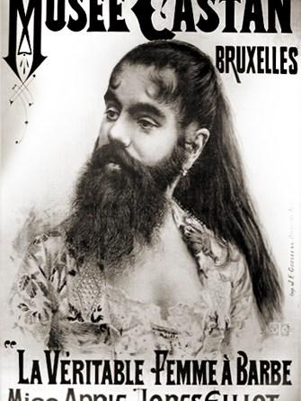 Bearded Lady | Photo courtesy of Wikimedia