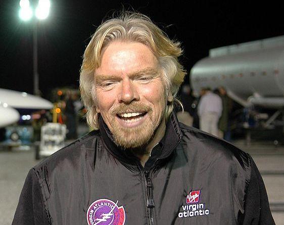 Sir Richard Branson and NASA ridiculousness