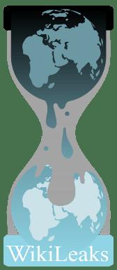WikiLeaks has been on the public radar since release of sensitive documents from the Iraq War last year | Logo courtesy WikiLeaks