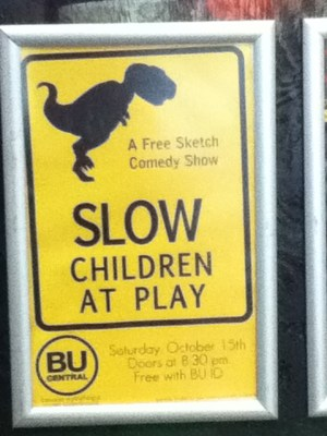 Slow Kids Poster